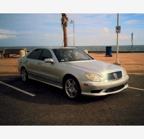 2003 Mercedes-Benz S55 AMG for sale 100740795