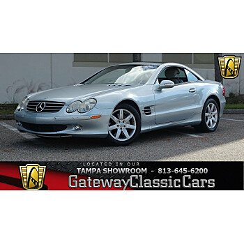 2003 Mercedes-Benz SL500 for sale 101055588