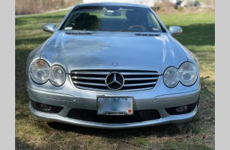 2003 Mercedes-Benz SL500 for sale 101493001