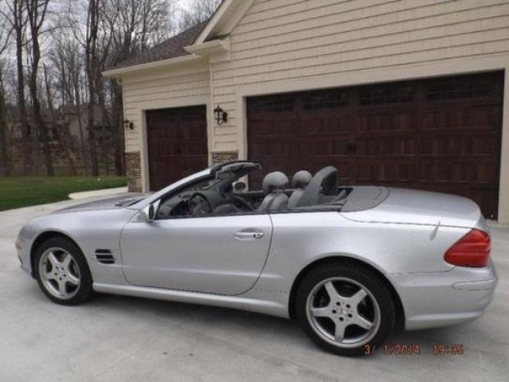 2003 Mercedes-Benz SL500 for sale 100753078