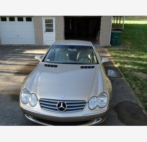 2003 Mercedes-Benz SL500 for sale 100756049