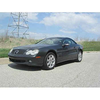2003 Mercedes-Benz SL500 for sale 100983376
