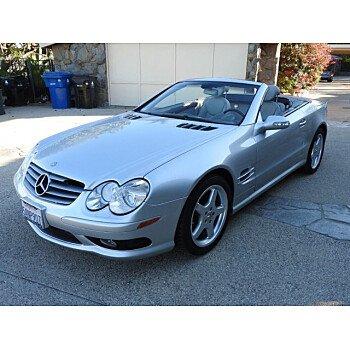 2003 Mercedes-Benz SL500 for sale 101021594