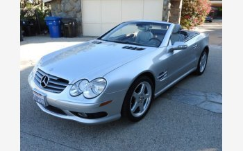 2003 Mercedes-Benz SL500 for sale 101021594