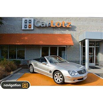 2003 Mercedes-Benz SL500 for sale 101222469