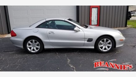 2003 Mercedes-Benz SL500 for sale 101226896