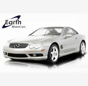 2003 Mercedes-Benz SL500 for sale 101231805