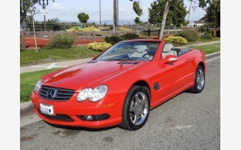 2003 Mercedes-Benz SL500 for sale 101271663