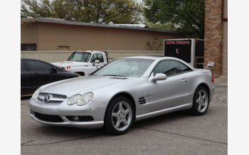 2003 Mercedes-Benz SL500 for sale 101335152
