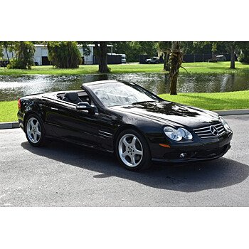 2003 Mercedes-Benz SL500 for sale 101351065