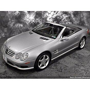 2003 Mercedes-Benz SL500 for sale 101366075