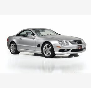 2003 Mercedes-Benz SL500 for sale 101378636