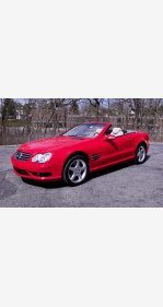 2003 Mercedes-Benz SL500 for sale 101479630