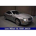 2003 Mercedes-Benz SL500 for sale 101561281