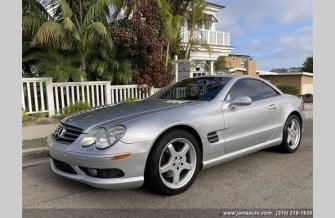 2003 Mercedes-Benz SL500 for sale 101608564
