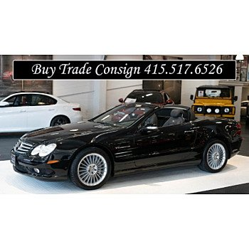 2003 Mercedes-Benz SL55 AMG for sale 101159058