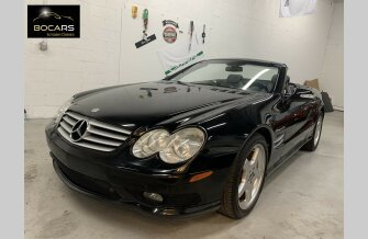2003 Mercedes-Benz SL55 AMG for sale 101469003