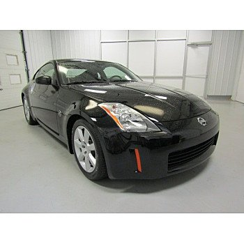 2003 Nissan 350Z Coupe for sale 101013048