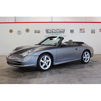 2003 Porsche 911 Cabriolet for sale 100980827