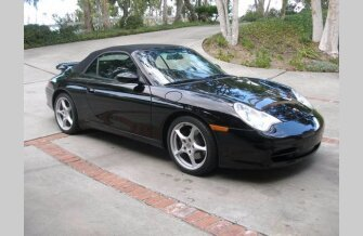 2003 Porsche 911 Cabriolet for sale 100782649