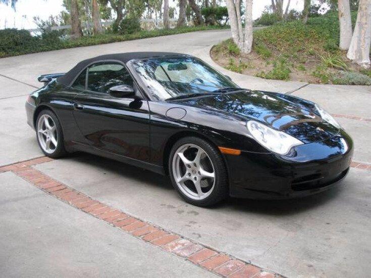 2003 Porsche 911 Cabriolet for sale 100782649