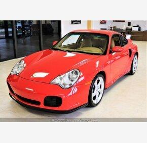 2003 Porsche 911 Turbo Coupe for sale 101185727