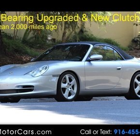 2003 Porsche 911 Cabriolet for sale 101206443