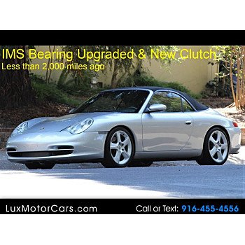 2003 Porsche 911 Cabriolet for sale 101206443