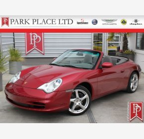2003 Porsche 911 Cabriolet for sale 101210806