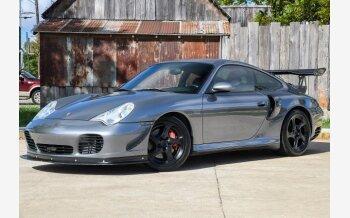 2003 Porsche 911 Turbo Coupe for sale 101221823