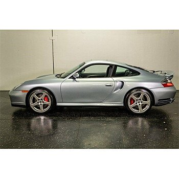 2003 Porsche 911 Turbo Coupe for sale 101233720