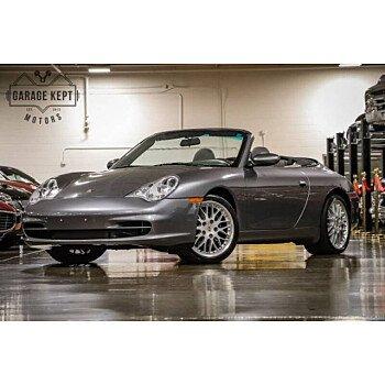 2003 Porsche 911 Cabriolet for sale 101244268