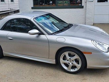 2003 Porsche 911 Cabriolet for sale 101333223