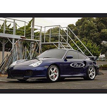 2003 Porsche 911 Turbo Coupe for sale 101404850