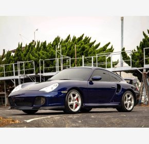 2003 Porsche 911 Turbo Coupe for sale 101410944