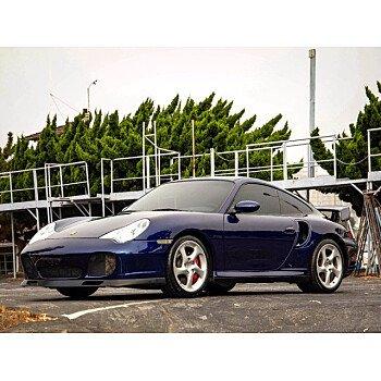 2003 Porsche 911 Turbo Coupe for sale 101410944