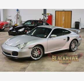 2003 Porsche 911 Turbo for sale 101455345