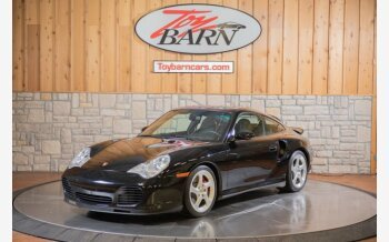 2003 Porsche 911 Turbo Coupe for sale 101459634