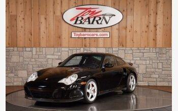 2003 Porsche 911 Turbo Coupe for sale 101459634