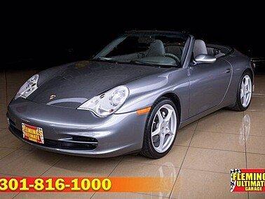 2003 Porsche 911 Cabriolet for sale 101521594