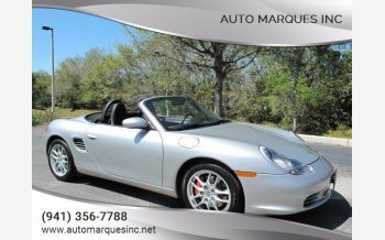 2003 Porsche Boxster for sale 101375956