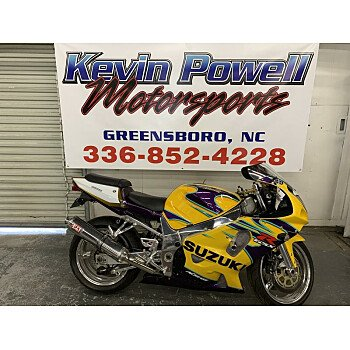 2003 Suzuki GSX-R600 for sale 200728196