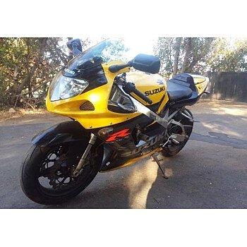 2003 Suzuki GSX-R750 for sale 200540519