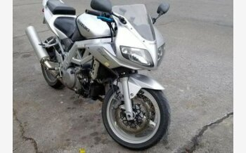 2003 Suzuki SV1000S for sale 200522978