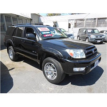 2003 Toyota 4Runner 4WD for sale 101237149