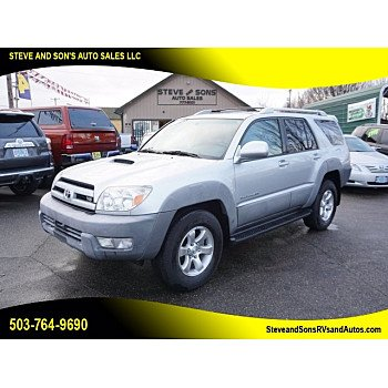 2003 Toyota 4Runner for sale 101456694