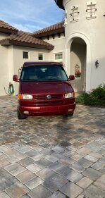 2003 Volkswagen Eurovan MV for sale 101443104