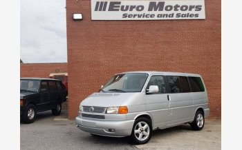 2003 Volkswagen Eurovan MV for sale 101227456