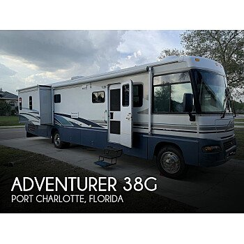 2003 Winnebago Adventurer for sale 300214708