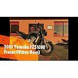 2003 Yamaha FZ1 for sale 201009166